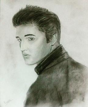 Elvis Presley -King of Rock N'Roll