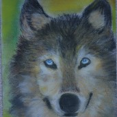Blue eyes - Sold Prints available